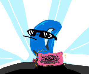 Drawception D has new shoes!