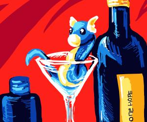 People use Pokemon as alcohol