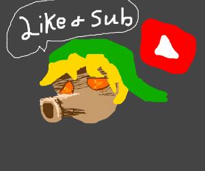 a deku's youtube channel