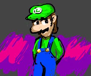 Shy Luigi