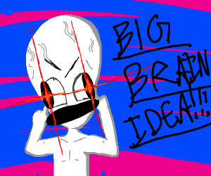 Having a big idea