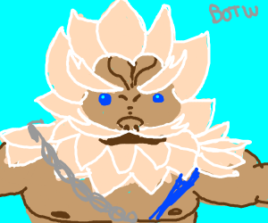A Breath Of The Wild character