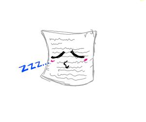 Sleepy Page