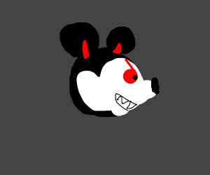 mickey mouse is the devil