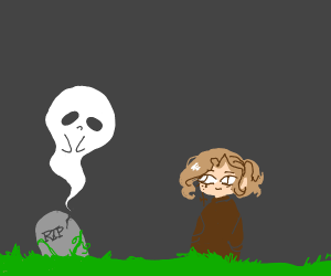 """Huh"" Ghost"
