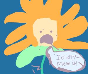 Human Flower