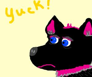 Yuck, a furry!