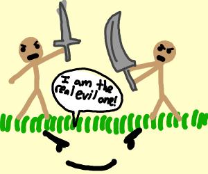 Evil Battlefield