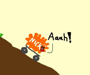 Nickelodeon N went downhill.