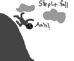 Step 3: Climb to the top