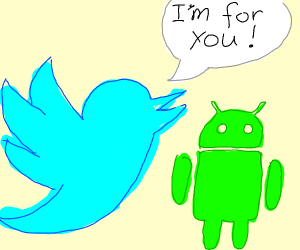 Twitter for andriod