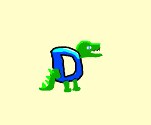 d dinosaur