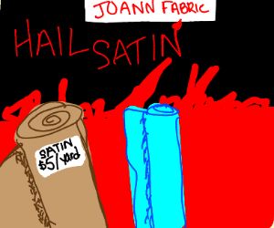 Satin in Hell