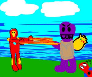 Avengers: Endgame - Drawception