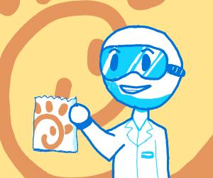 Pharmacist gets chic-fil-a