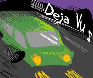 Deja vu the song