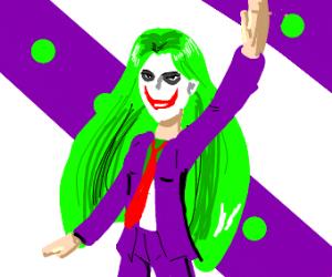anime girl joker