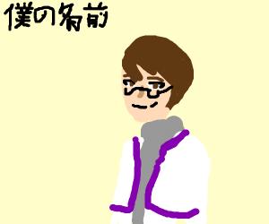Anime guy says some Kenji characters