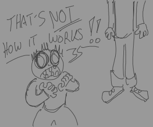 A Hang Man Game Gone Terribly Wrong