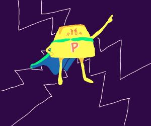 Puddin' Man