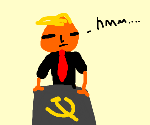 the president is considering communism