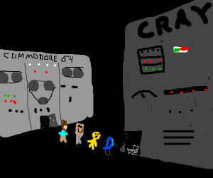 The Great Drawception Server Migration