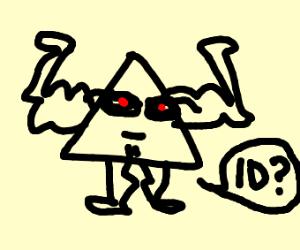 Triangle Bouncer