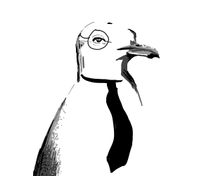 Classy Seagull