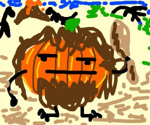 Pumpkin from 10,000 B.C.