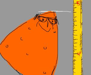 Danny Dortio is 4' 10'