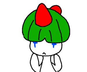 Crying Ralts (Pokémon)