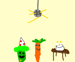 vegetable party