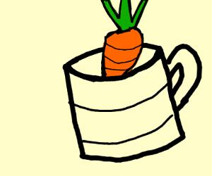 Mug carrot