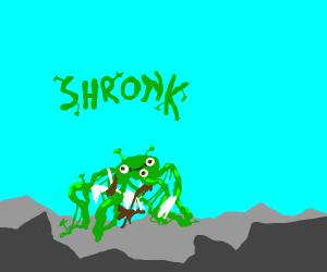 Shronk the ogre
