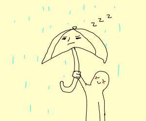 Tired Umbrella