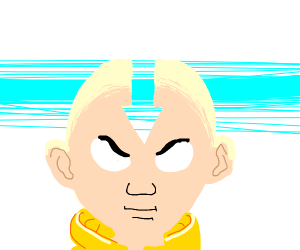 Avatar protagonist [Aang I think?]