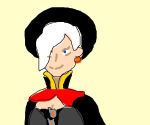 Witch Mercy (Overwatch)