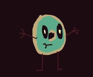 humanoid donut