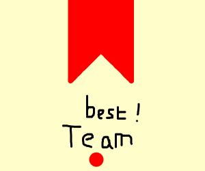 red team is best team