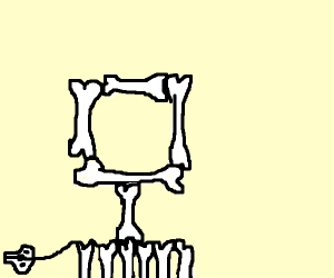 Bone computer