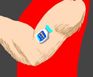 Arm Aleve Tatto