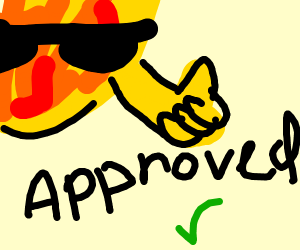 Cool sun approves this panel