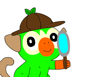 Grookey Evolve Into Sherlock Holmes Drawception * reorg of the primary/postfix expression stuff to read better. grookey evolve into sherlock holmes
