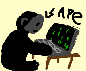 Ape Coding