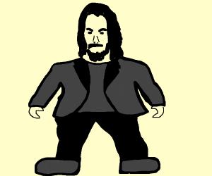Small Keanu Reeves