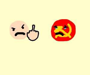 screw you, comrade