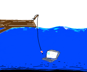 Fishing for a Computer
