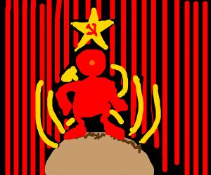 Communist Elmo