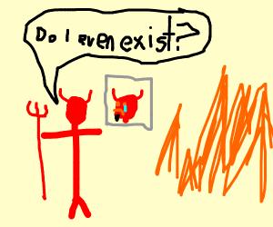 Satan has an existential crisis