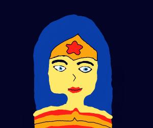 comic book woman